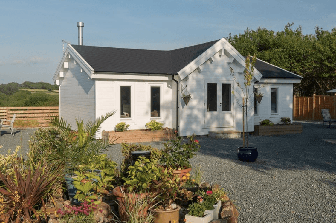 Residential holiday homes in Cornwall by Beaver Log Cabins
