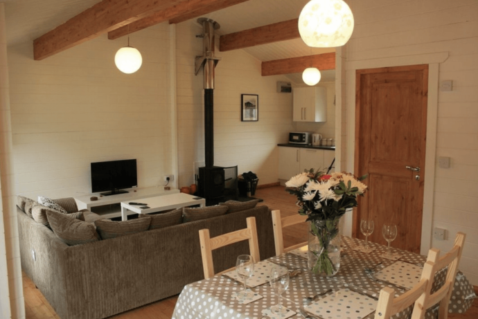 Inside your holiday home
