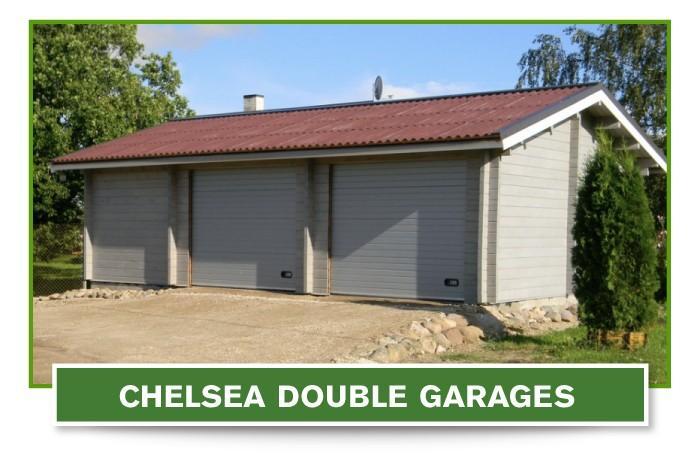 chelsea double garage