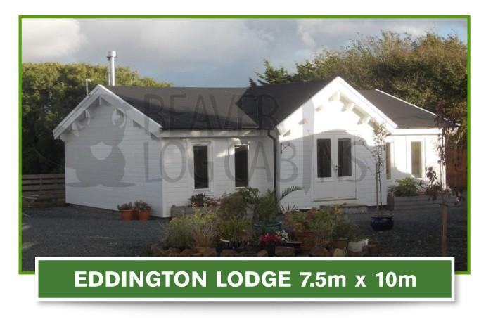 eddington lodge 7.5m x 10m