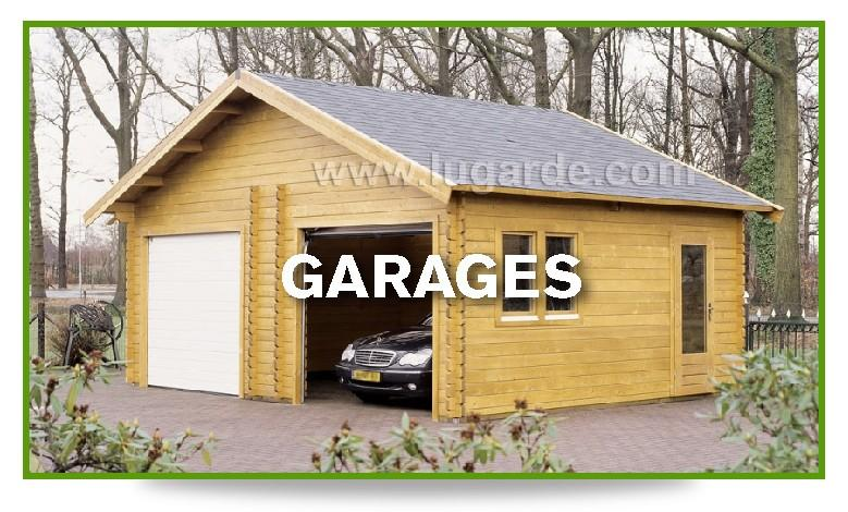 lugarde timber garages