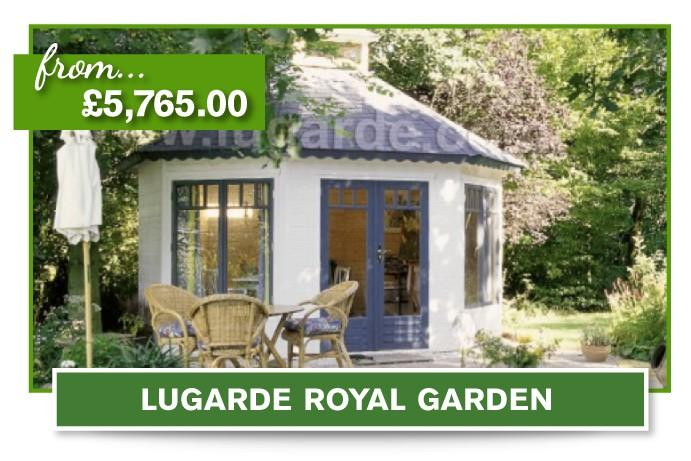 Lugarde Royal Garden 4mx4m