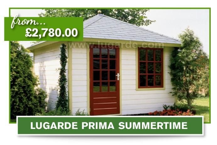 Lugarde Prima Summertime