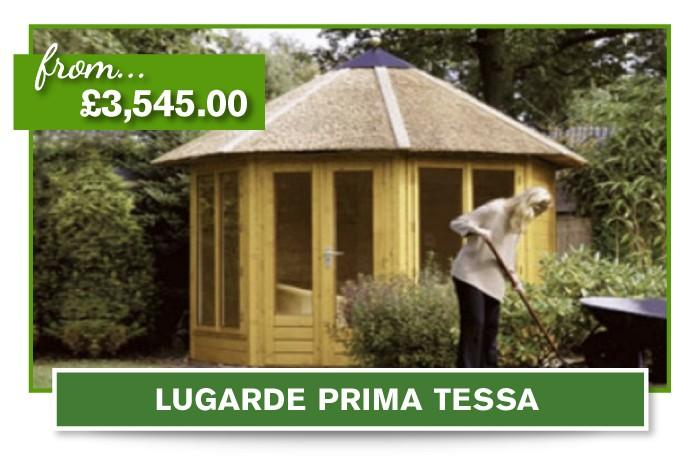 Lugarde Prima Tessa 3mx3m