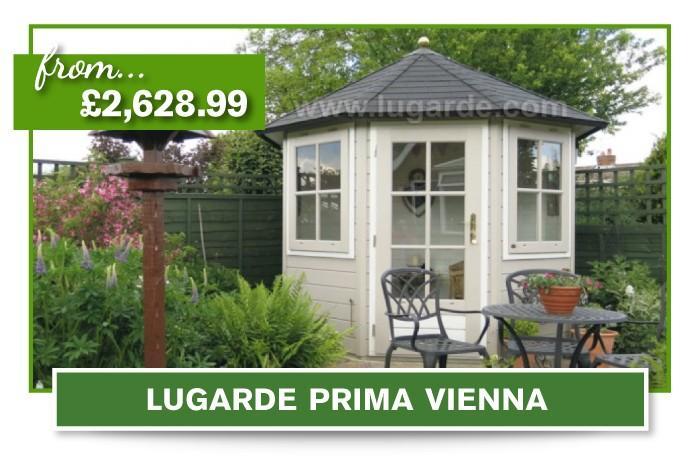 Lugarde Prima Vienna 2.5mx2.5m