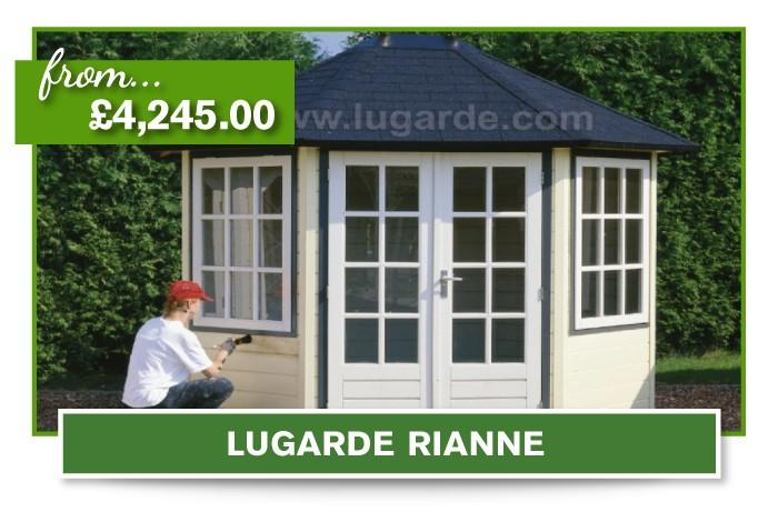Lugarde Rianne 3mx2.5m