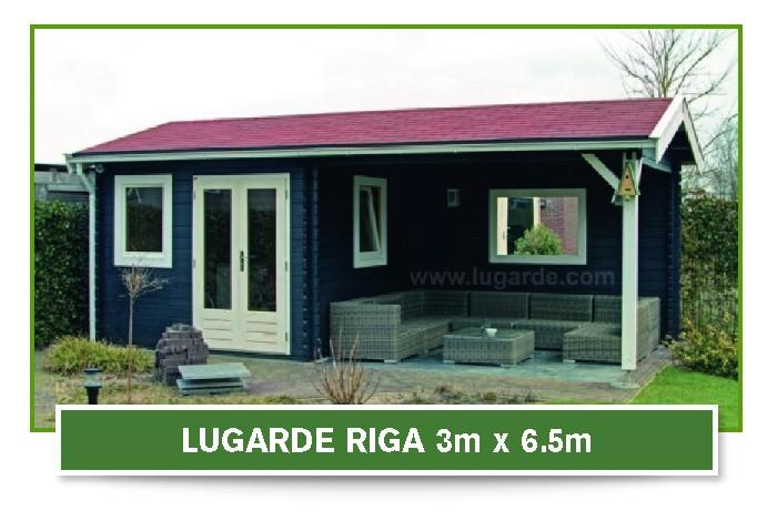 Lugarde Riga 3mx6.5m