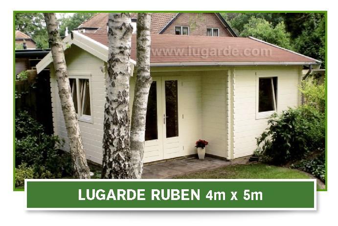 Lugarde Ruben Cabin 4mx5m