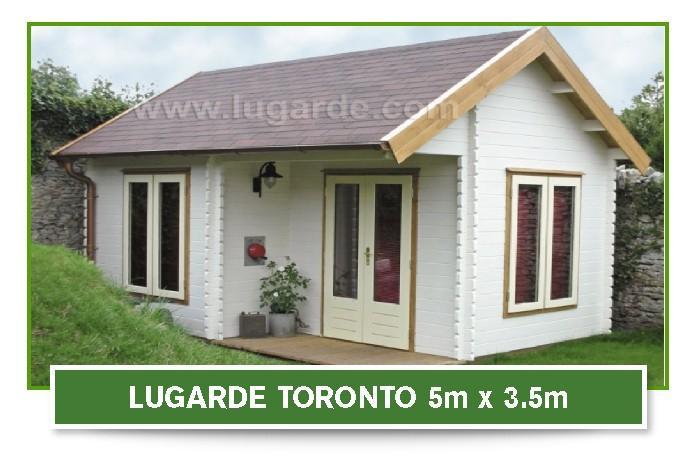 Lugarde Toronto 5mx3.5m
