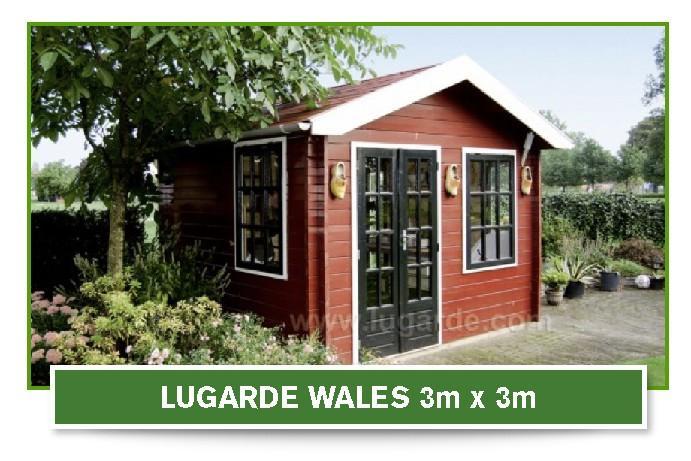 Lugarde Wales 3mx3m