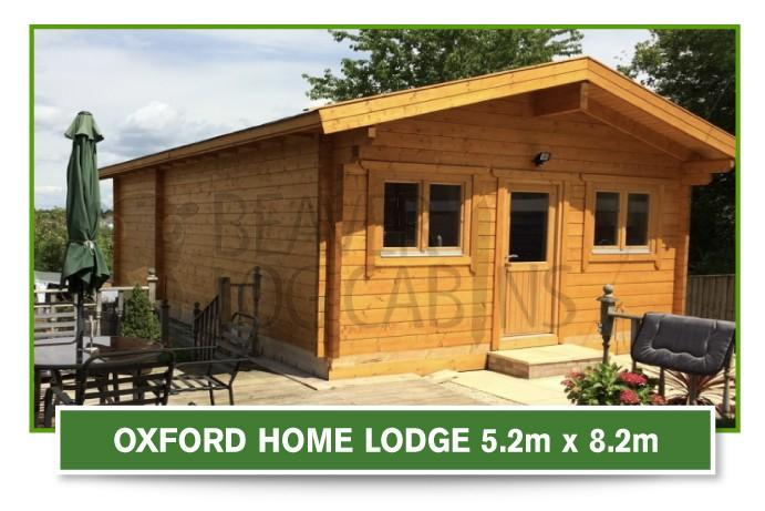 oxford home lodge 5.2m x 8.2m