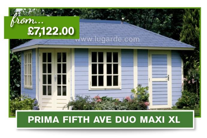 Prima Fifth Avenue Duo Maxi XL
