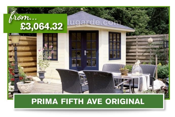 Prima Fifth Avenue Original 2.4m x 2.4m