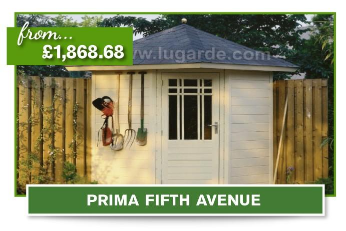 Prima Fifth Avenue 1.8m x 1.8m