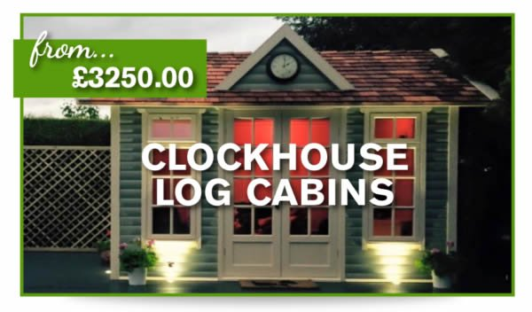 Clockhouse Log Cabins
